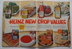 heinz crop values