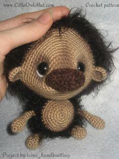 Project by irina_handknitting. Hadgehog Kuka crochet pattern by Pertseva for…