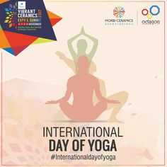 Yoga is the Journey of the Self, to the Self, Through the Self. #HappyInternationalYogaDay #YogaDay2017