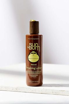 Sun Bum Browning Lotion - Urban Outfitters  Love, love, love this $hit!