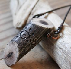 Cervidae V.1  Copper and Deer Antler Necklace by wildsoulstudio, $65.00 jewelry inspiration