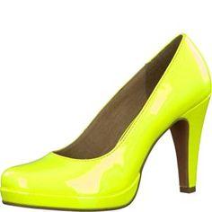 Tamaris Damen 1 1 22407 22 001 Pumps: : Schuhe