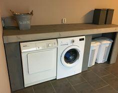 Laundry Room Inspiration, Basement Inspiration, Laundry Room Storage, Laundry Room Design, Small Room Bedroom, Bedroom Decor, Interior Design Living Room, Living Room Designs, Landry Room