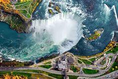 Cataratas do Niágara, Canadá