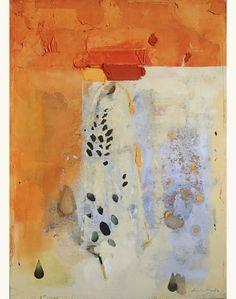 "lilithsplace: "" Poplar - Stefan Kulev (b.1974) acrylic and oil on canvas | source: """