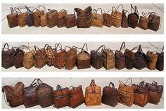 Pasiking, the traditional backpack #Philippines #Pilipinas #Pinoy #Asia #bag #backpack #native