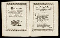 "Christmas carol ""Jezus Bóg i człowiek w stajence betlejemskiej narodzony"" by Krzysztof Denhoff and Jan Denhoff, possibly in Vilnius, dedicated to their parents colonel Jan Denhoff (Dönhoff) and Elżbieta Bylofówna (von Bülow), before 1655 (PD-art/old), Skoklosters slott"