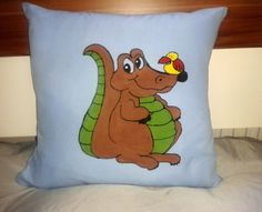 Krokodýl / Zboží prodejce Decor for home Throw Pillows, Home, Decor, Toss Pillows, Decoration, Cushions, Ad Home, Decorative Pillows, Homes