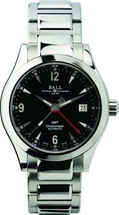 d8d566608ce Ball Engineer II Ohio GMT COSC Watch