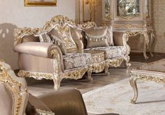 Luxury Sofa, Sofas, Love Seat, Armchair, Couch, Furniture, Home Decor, Couches, Sofa Chair
