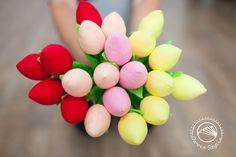 Tulipany handmade