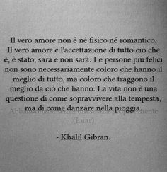 il vero amore Quotes Thoughts, Words Quotes, Sayings, Favorite Quotes, Best Quotes, Love Quotes, Crush Quotes, More Than Words, Some Words
