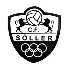 1954, CF Sóller (Sóller, Islas Baleares, España) #CFSóller #Sóller #IslasBaleares (L19413) Stickers, Soccer, Football, San, Character, Balearic Islands, Logos, American Football, Sticker