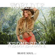 We are loving that Amy Willerton is in Im a celeb she will be definitely getting our vote #worldiewednesday