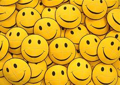 Lots Of Smiley Faces