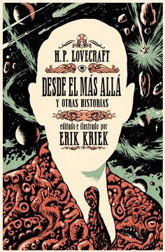 Algunas de las historias que configuran el universo del genio del pulp macabro adaptadas en @LaCupulaComic a la novela gráfica por Erik Kriek: «Desde el Más Allá y otras historias», de H. P. Lovecraft http://www.veniracuento.com/