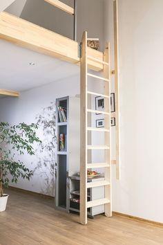 Molenaarstrap voor trapgat 60 x 90 cm Interior Styling, Master Bedroom, Sweet Home, Loft, Furniture, Home Decor, Attic, School, Google