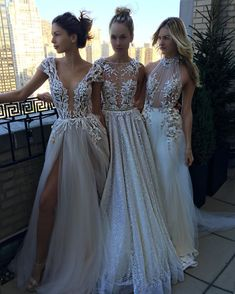 nice Berta Bridal Fall Wedding Dresses 2017 / www. Dream Wedding Dresses, Bridal Dresses, Wedding Gowns, Bridesmaid Dresses, Prom Dresses, Fall Wedding, 2017 Wedding, Civil Wedding, Formal Dresses