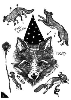 custom designed flash / foxxxy / regarding flash / tattoo / design e mail: kusiakawa @ hotmail co uk xxxxx