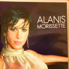 Alanis Morissette Soundstage
