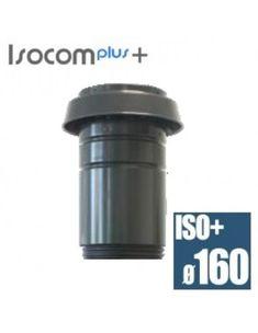 ISOcom+ strešná hlavica DN 125 Binoculars, Tech, Technology