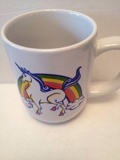 Brand New Unicorn Rainbow Coffee Tea Mug Royal Norfolk