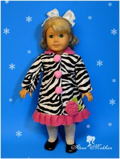 18 Inch Doll Clothing for American Girl Dolls  by BestDollBoutique, $29.99
