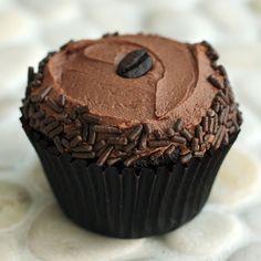 Double Shot Mocha Cupcakes
