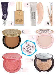 Great Everyday Makeup Ideas!!