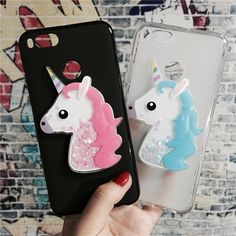 1bc1d829c0f US $1.63 18% OFF|3D Unicorn Quicksand Liquid Soft Silicone Case for Xiaomi  Mi 5X Mi5X / Mi A1 Phone Cover Cartoon Diamond Funda Coque Fashion-in  Fitted ...