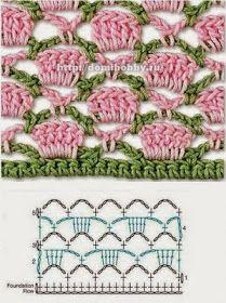 Watch This Video Beauteous Finished Make Crochet Look Like Knitting (the Waistcoat Stitch) Ideas. Amazing Make Crochet Look Like Knitting (the Waistcoat Stitch) Ideas. Beau Crochet, Crochet Diy, Crochet Motif, Crochet Designs, Simple Crochet, Beginner Crochet, Crochet Girls, Afghan Crochet, Crochet Borders