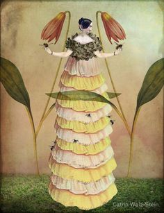 Queen B, by Catrin Welz-Stein from Plant Me a Tree series