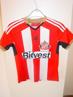 39251a2f913 childrens sunderland football shirt mitchell on back