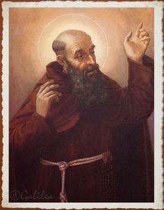 Santa María, Madre de Dios y Madre nuestra: 21 de julio   San Lorenzo de Brindis