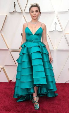 The Oscars 2020 best-dressed celebrities from Janelle Monae in Ralph Lauren to Florence Pugh in Louis Vuitton and Penélope Cruz in vintage Chanel. Introducing Vogue's best-dressed celebrities from the Oscars Angela Simmons, Sonakshi Sinha, Shilpa Shetty, Florence Pugh, Armani Prive, Red Carpet Looks, Red Carpet Fashion, Celebrity Red Carpet Dresses, Best Red Carpet Dresses