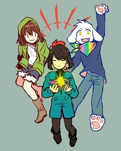 Betty/Frisk/Chara x Reader Oneshots - Storyshift! Chara x Reader Undertale Drawings, Undertale Fanart, Undertale Comic, Fox Games, Toby Fox, Rpg Horror Games, Underswap, Fan Art, Wattpad