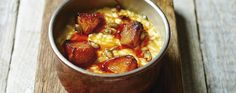 Miguel Barclay's butternut squash risotto