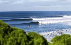 Wave after wave  Bells Beach || photo by @kirstinscholtz  #wsl #BellsBeach #RipCurlPro #waves #surfing by surfestnewcastle http://ift.tt/1KnoFsa