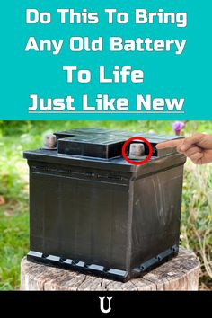 Bring old batteries back to life with this new EZ Battery Reconditioning method. NEVER Pay for New Batteries Ever Again! nicad battery reconditioning battery | reconditioning guide | restore battery | recondition lead acid batteries | Diy battery restoration | how to recondition rechargeable batteries #diy #batteries #simplebatterytricks #battery #batterylife #batterycharger #batterypower #batteryreplacement #batterystorage #batterysafety #BatteryProblems #batteryreplacment #batterys New Things To Learn, Cool Things To Buy, Stuff To Buy, Cool Stuff, At Home Workout Plan, At Home Workouts, Best Farm Dogs, Some Love Quotes, Free Facebook Likes