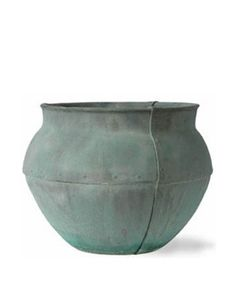 Beaten Copper Bell Jar
