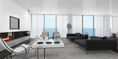 96 Hayarkon Digital Interiors by Ando Studio