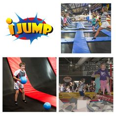 iJump Trampline Park has over 1000 square meters of wall-to-wall trampolines, our facility has a general jump arena, trampoline dodgeball, foam pits, slam dunk tracks, extreme jumping, fitness classes and more; including the exciting iKidz arena that houses over 400 square meters of trampoline and playground area reserved exclusively for the little ones. We also cater to group events, including birthday parties and corporate events. What more could you want from your ultimate extreme fun…