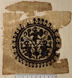 Coptic textiles-Egypt-3-12AD
