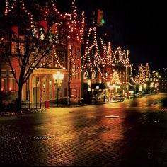 christmas in Johnstown PA - my home city