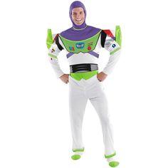 Buzz Lightyear Dlx Adult 50-52 47ec1f57b40