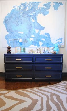 upcycled malm dresser. Almost hard to believe! @Christine Sanquer Smythe Smythe