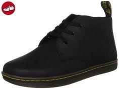 Dr. Martens WILL Greasy 14601001, Herren Desert Boots, Schwarz (BLACK), EU 45 (UK 10) (*Partner-Link)