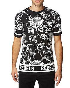 Supply & Demand Slicker II T-Shirt - Shop online for Supply & Demand Slicker II T-Shirt with JD Sports, the UK's leading sports fashion retailer. My T Shirt, Shirt Shop, Shirt Print Design, Shirt Designs, Camisa Floral, Mens Polo T Shirts, Vogue, Printed Shirts, Shirt Style