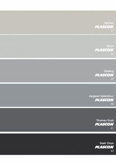 Plascon Light Greys Paint Sample Grey Plascon Colour Inspiration Pinterest Light Grey Paint
