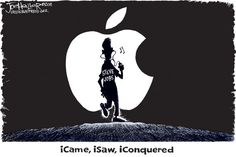 Steve Paul Jobs: iCame, iSaw, iConquered
